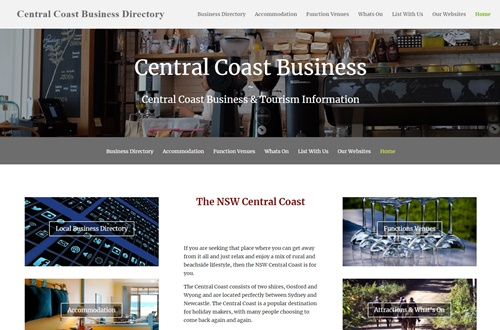 Central Coast Business Advertising